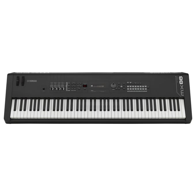 Yamaha MX88 88 Key Graded Hammer keyboard Digital Synthesizer - Andertons  Music Co