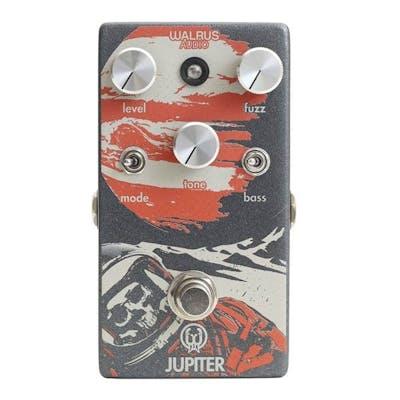 Walrus Audio Jupiter V2 Fuzz Pedal