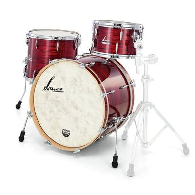 Sonor Vintage Series Shell Pack in Vintage Red Oyster
