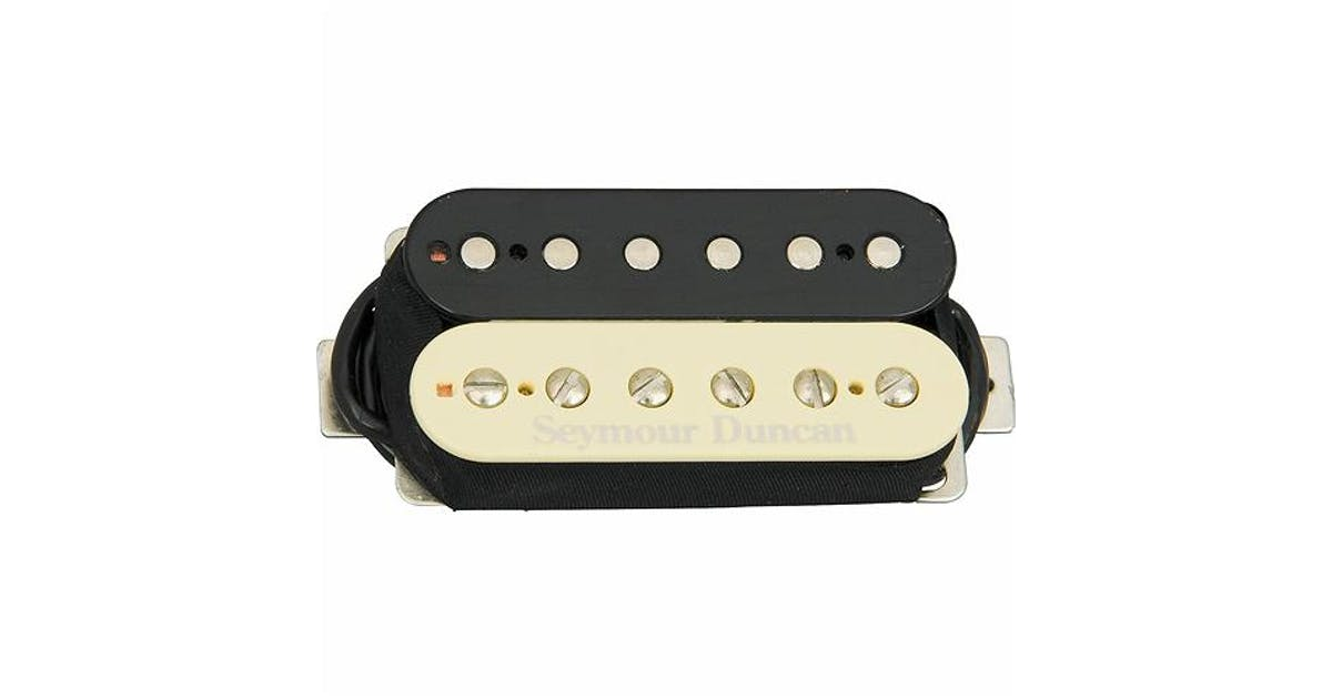 Seymour Duncan SH-4 JB Model Pickup in Zebra - Andertons Music Co