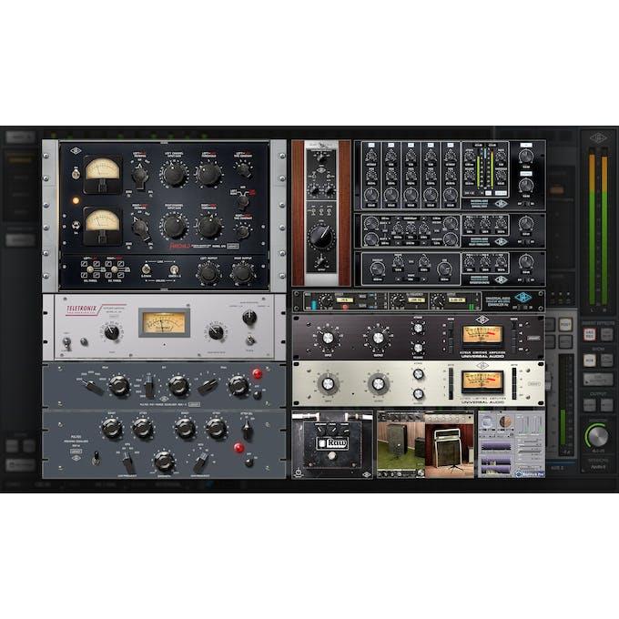 Universal Audio Apollo Firewire Quad 18 x 2 Firewire Interface
