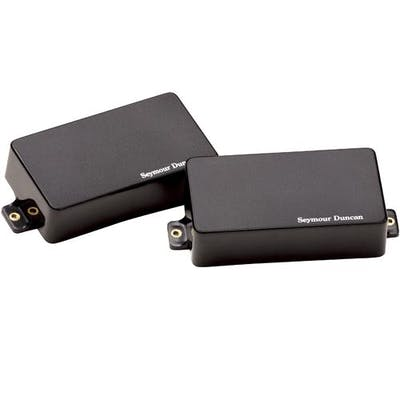Seymour Duncan AHB-1S BLACKOUT H/B Set in Black