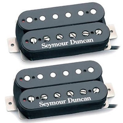 Seymour Duncan SH-4/SH-2N JB Humbucker Set in Black