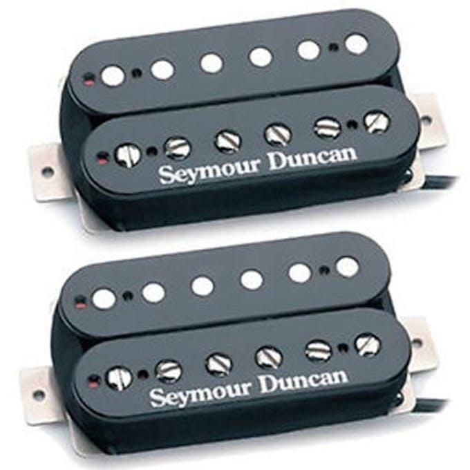 Seymour Duncan SH-4/SH-2N Humbucker Set in Black - Andertons Music on mexican strat wiring diagram, two single coil guitar wiring diagram, dean guitar wiring diagram,
