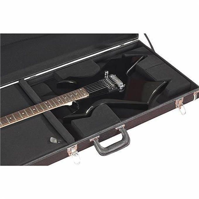Gator GW Multi Fit Guitar Case for Extreme Shape