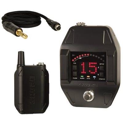Shure GLX-D16 Beta Digital Wireless Guitar Pedal System