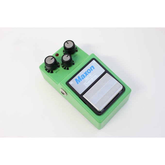 Second Hand Maxon OD9 Overdrive pedal w/box - Andertons