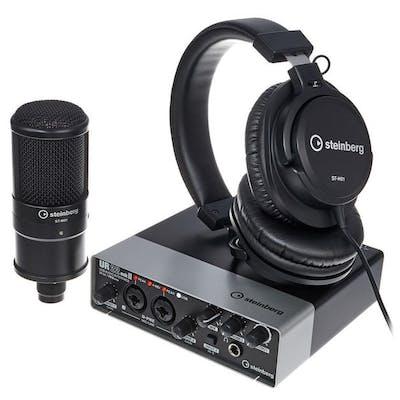 Steinberg mkII UR22 Recording Pack
