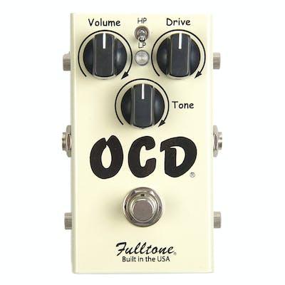 Fulltone USA OCD V2 Overdrive Pedal