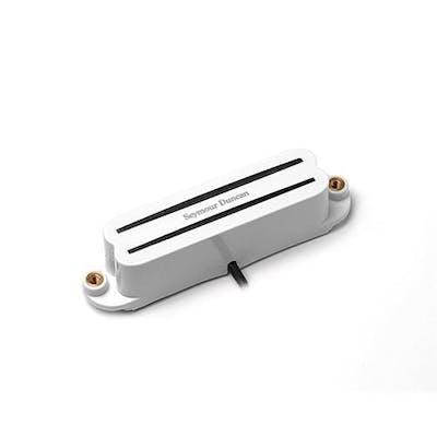 Seymour Duncan SHR-1B Hot Rails Strat White