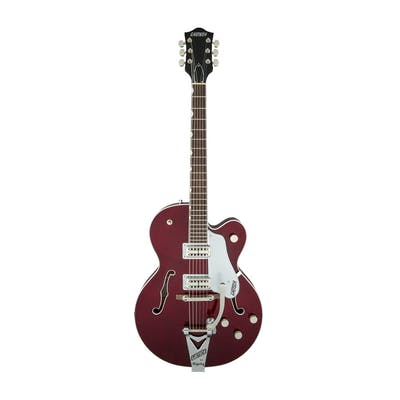 Gretsch G6119T Players Edition Tennessee Rose Dark Cherry Stain