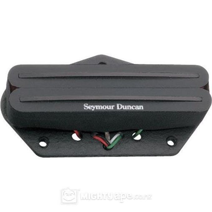 Seymour Duncan STHR-1B Hot Rails Mini Humbucker for Tele Bridge ...