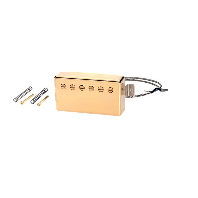 gibson 57 classic plus gold cover pickups