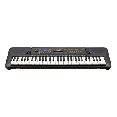 Yamaha PSRE263 Digital Keyboard in Black