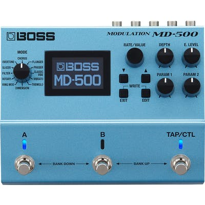 Boss MD-500 Modulation Effects Processor