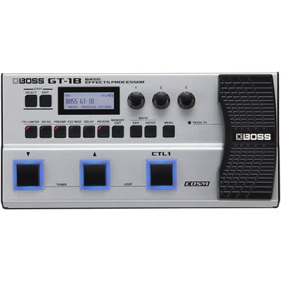 Boss GT-1B Bass Effects Processor Multi FX