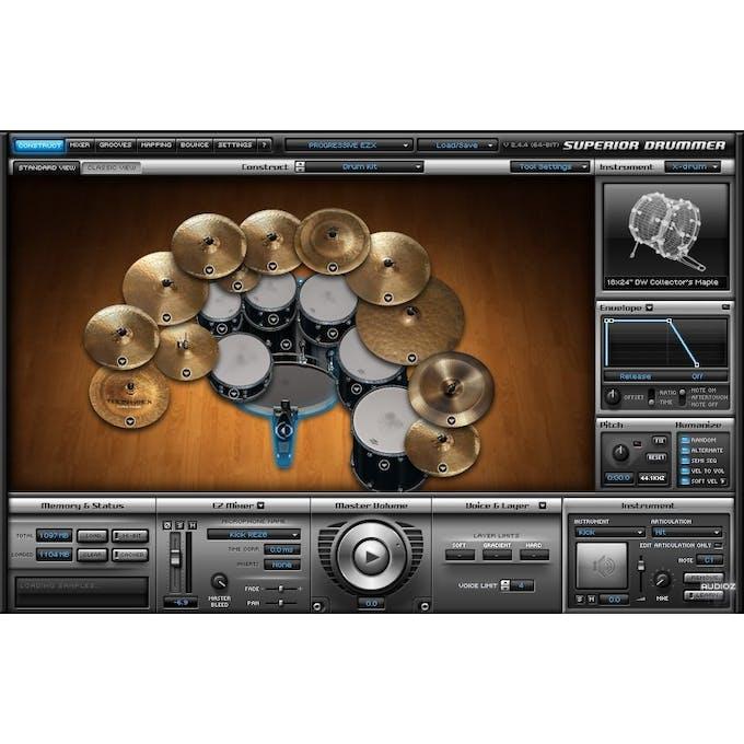 Superior Drummer 2.0 Free Download