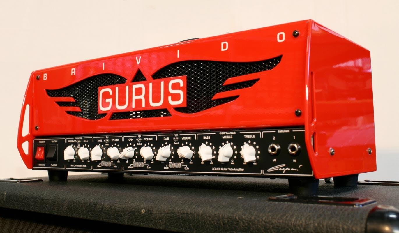 Gurus Brivido Guitar Amp Head - Andertons Music Co