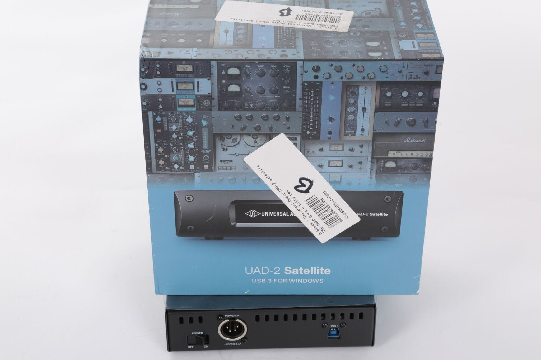 B Stock : Universal Audio UAD-2 Satellite USB QUAD Core