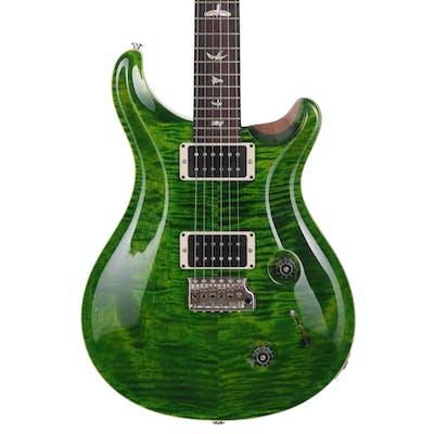 PRS Custom 22 Emerald Green