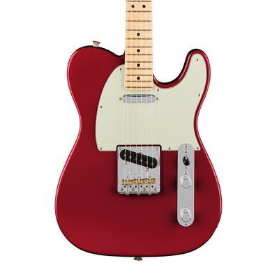 Fender American Professional Tele Maple Neck in Candy Apple Red