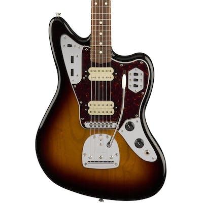 Fender Classic Player Jaguar HH Pau Ferro Fretboard Sunburst