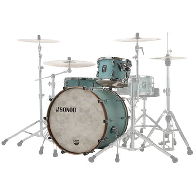 Sonor SQ1 Fusion Shell Pack in Cruiser Blue