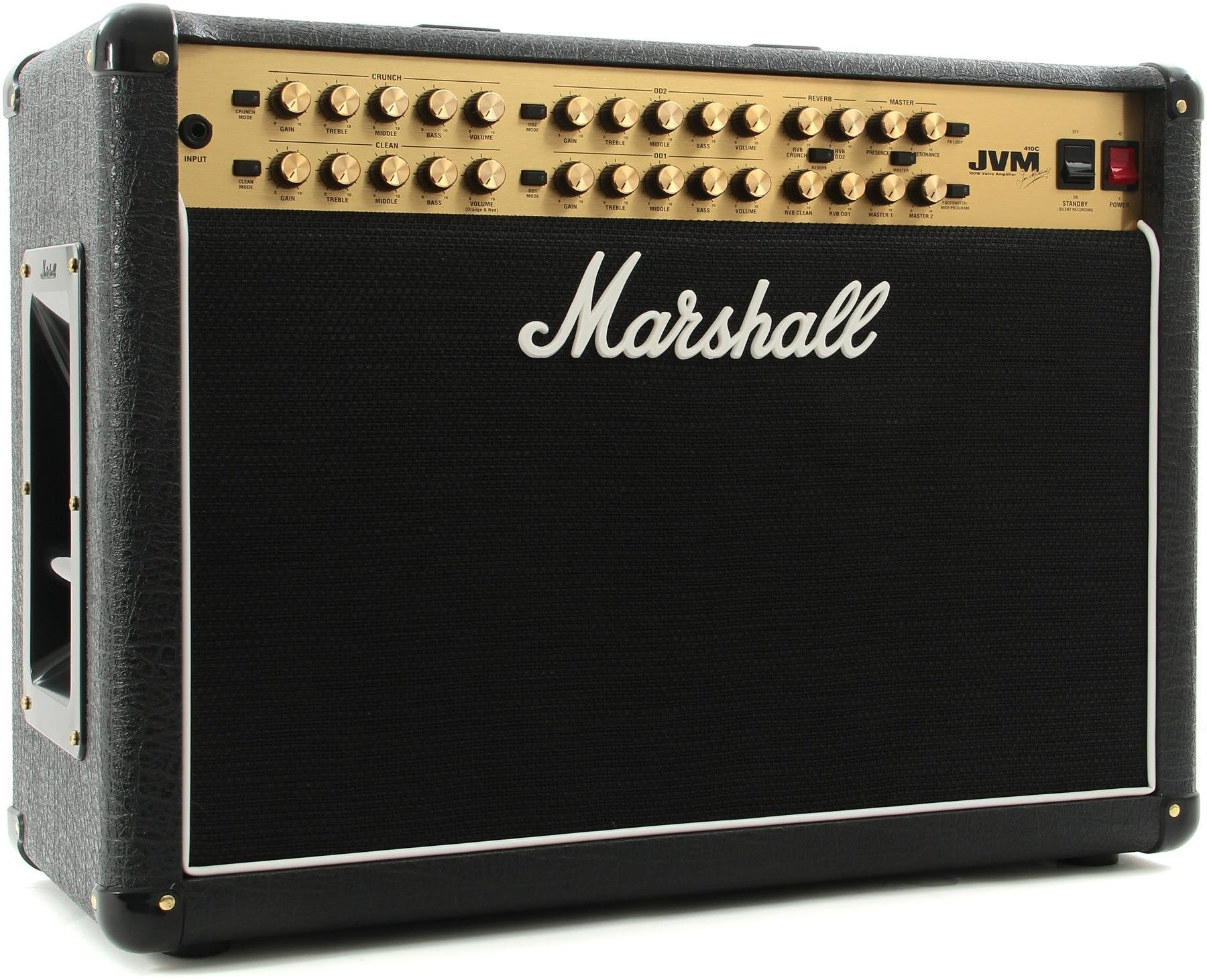 Whats The Best Marshall Amp Your Ultimate Guide From Andertons Make Original 100w Guitar Jvm410c 2x12 Combo