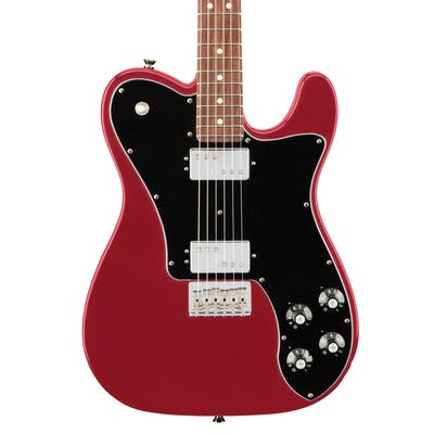 Fender American Professional Tele Deluxe Candy Apple Red