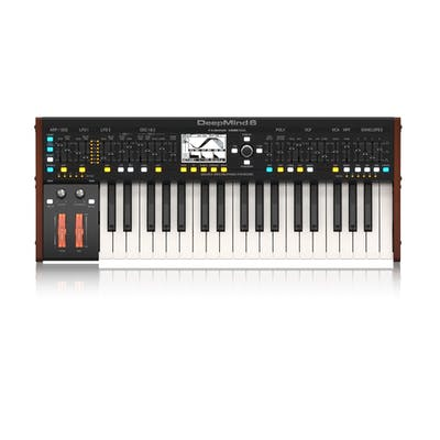 Behringer DeepMind 6 - 37 Note Compact Synthesiser