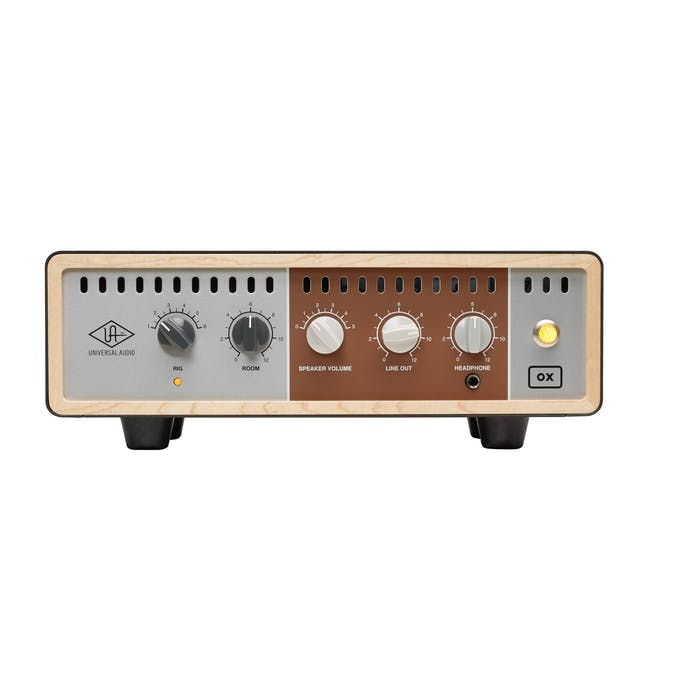 Universal Audio OX Amp Top Box - Andertons Music Co
