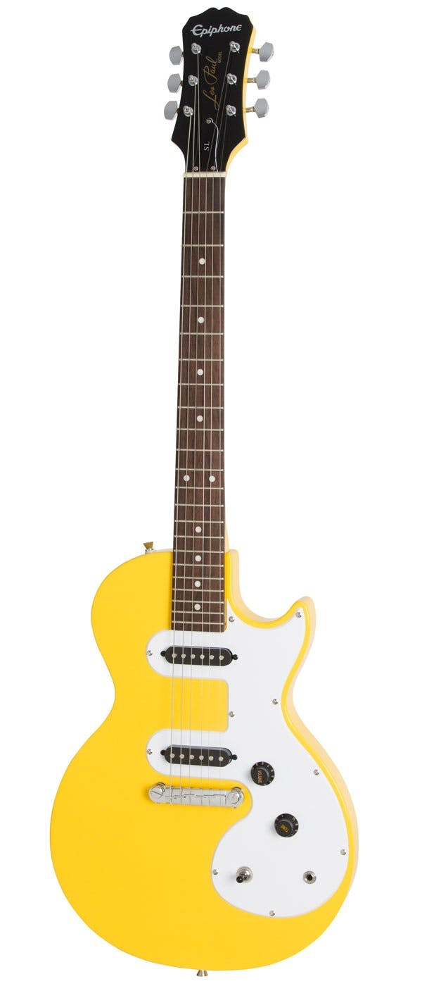 Whats The Difference Between Les Paul Models Your Ultimate Guide 1981 Gibson Wiring Harness Epiphone Sl In Sunset Yellow