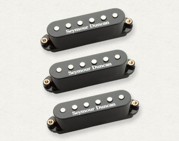 Seymour Duncan Classic Stack Plus Strat Set Electric Guitar Electronics