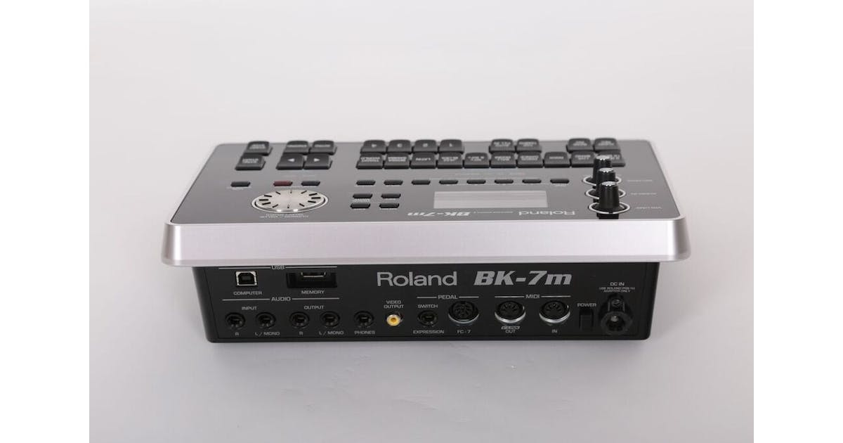 B Stock : Roland BK7M Backing Module - Andertons Music Co