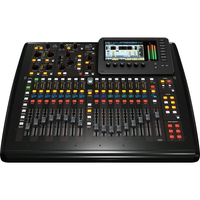 Behringer X32 COMPACT - Digital Mixing Console - Andertons Music Co