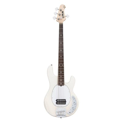 Sterling by Music Man Sub Ray4 Vintage Cream Bass Guitar