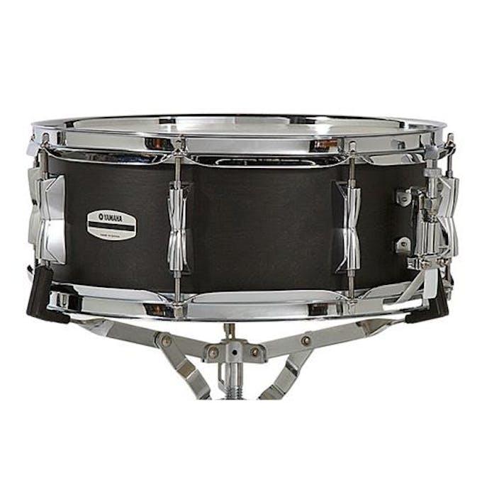 ecb6b5b39960 Yamaha Stage Custom Birch Snare Drum Raven Black - Andertons ...