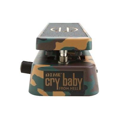 Jim Dunlop Dimebag Darrell Cry Baby Wah Pedal