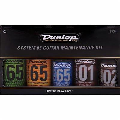 Jim Dunlop Guitar Maintenance Kit
