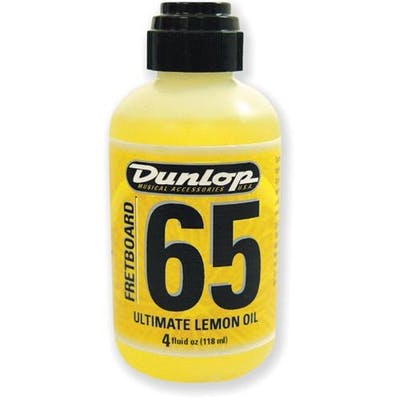 Jim Dunlop Lemon Oil 4oz Bottle