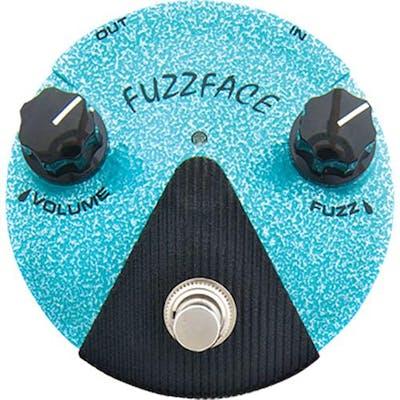 Jim Dunlop Fuzz Face Mini Hendrix - Turquoise