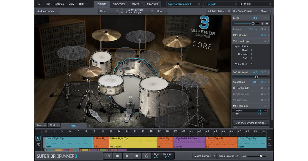 superior drummer 2 system requirements