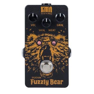 KMA Audio Machines Fuzzly Bear Silicon Fuzz Pedal