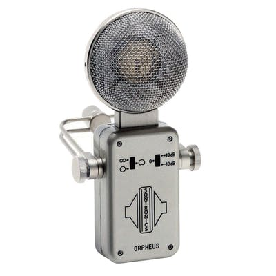 Sontronics ORPHEUS Multi-Pattern Large Diaphragm Microphone