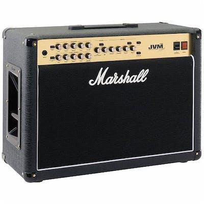 Marshall JVM210C 100w 2x12 Combo Amp - Andertons Music Co