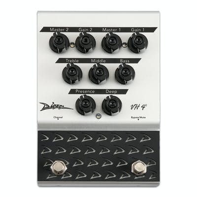 Diezel VH4-2 Overdrive/Preamp Pedal