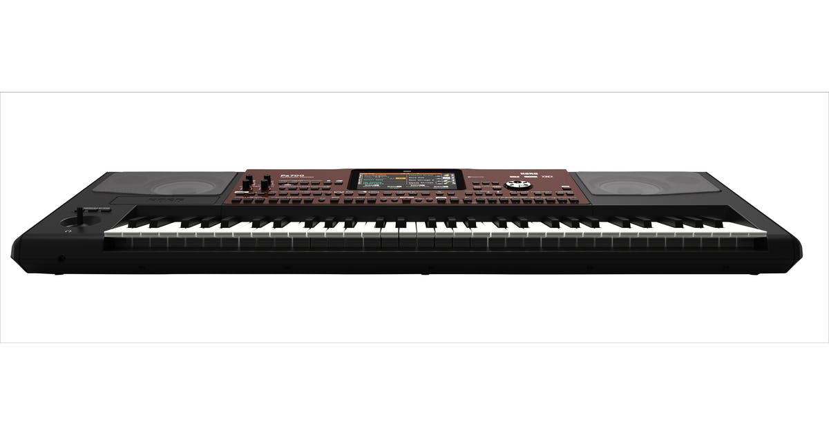 Korg PA700 Professionall Arranger - Andertons Music Co  Music Co