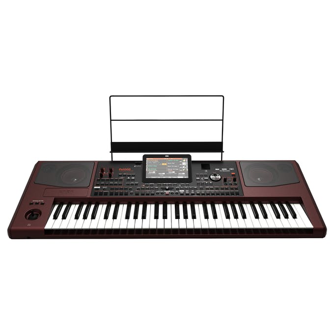 Korg PA1000 Professional Arranger - Andertons Music Co  Music Co