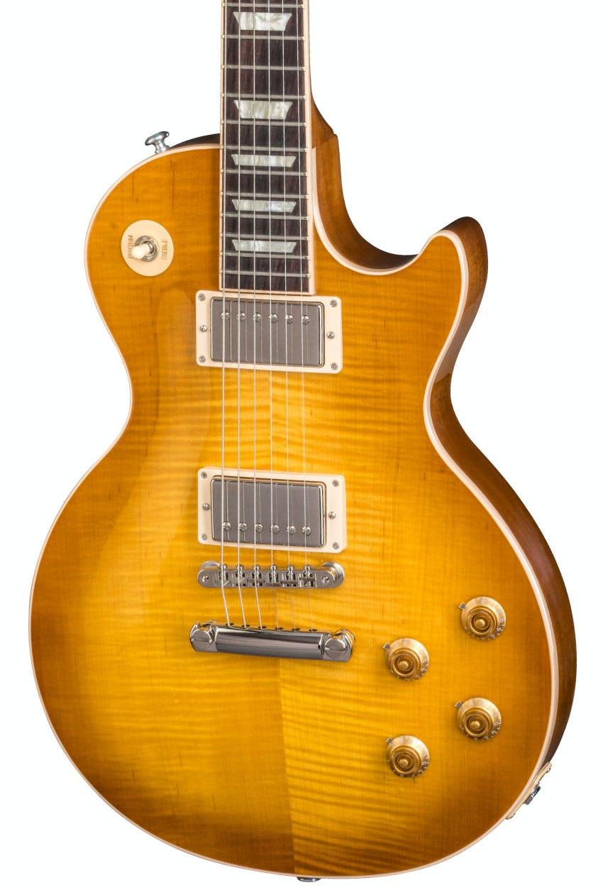 Gibson Usa 2018 Les Paul Traditional In Honey Burst Andertons Alvarez Electric Guitar Wiring Diagram Music Co