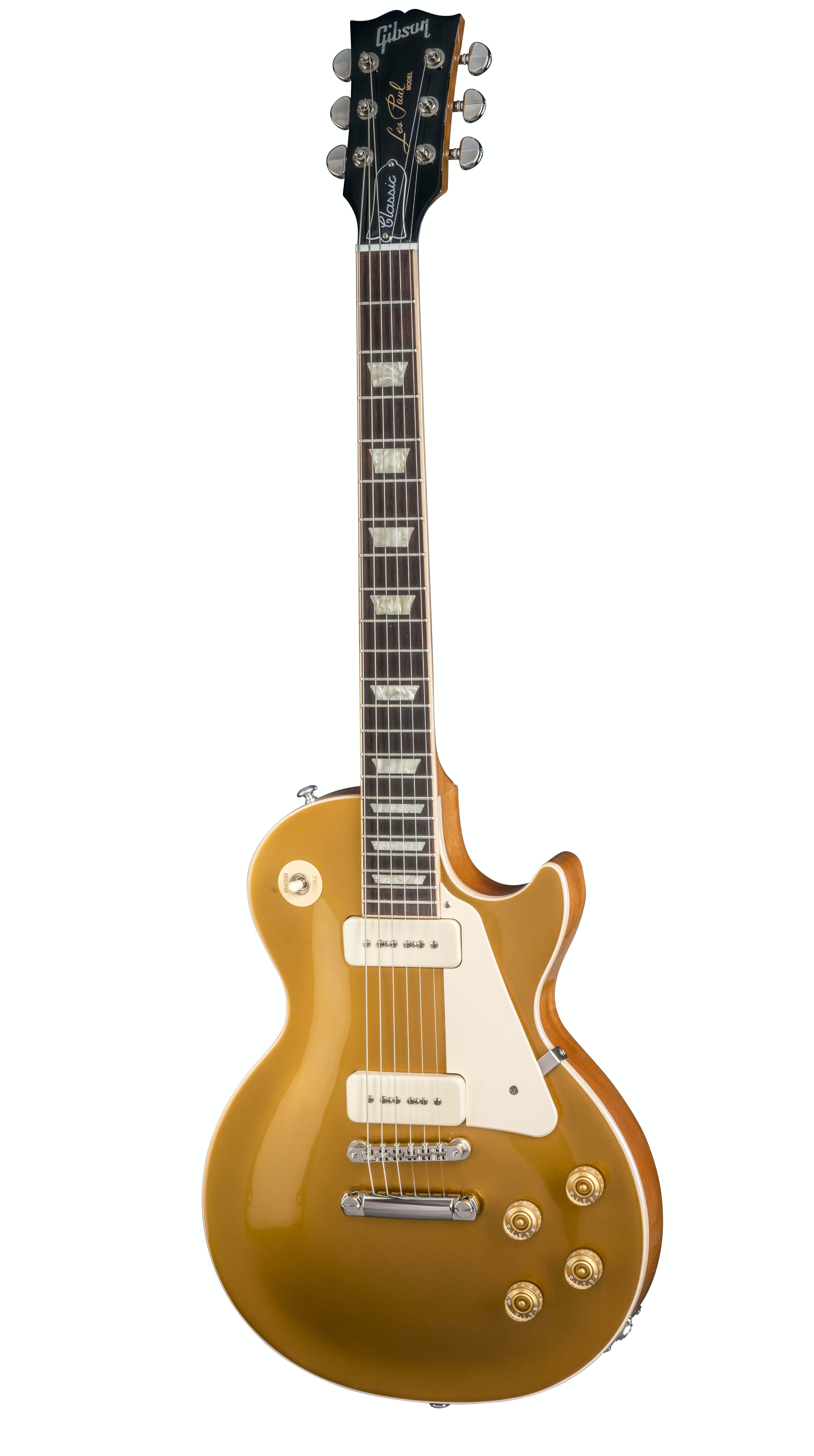 Whats The Difference Between Les Paul Models Your Ultimate Guide Alvarez Electric Guitar Wiring Diagram Gibson Usa 2018 Classic In Goldtop